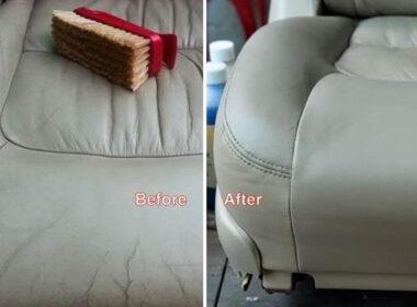 Cách xử lý và ngăn ngừa da ghế xe ô tô bị rạn nứt
