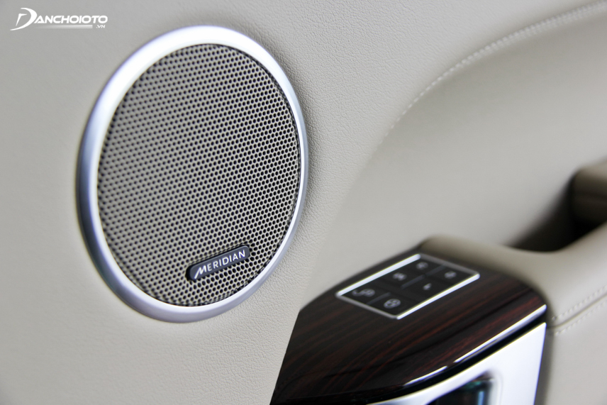 Sensitive speakers will give better sound quality