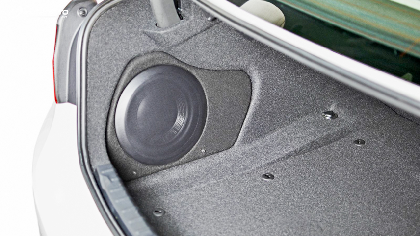 Subwoofer - audio upgrade solution for cars