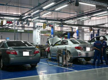 Những lưu ý quan trọng khi bảo dưỡng xe Toyota