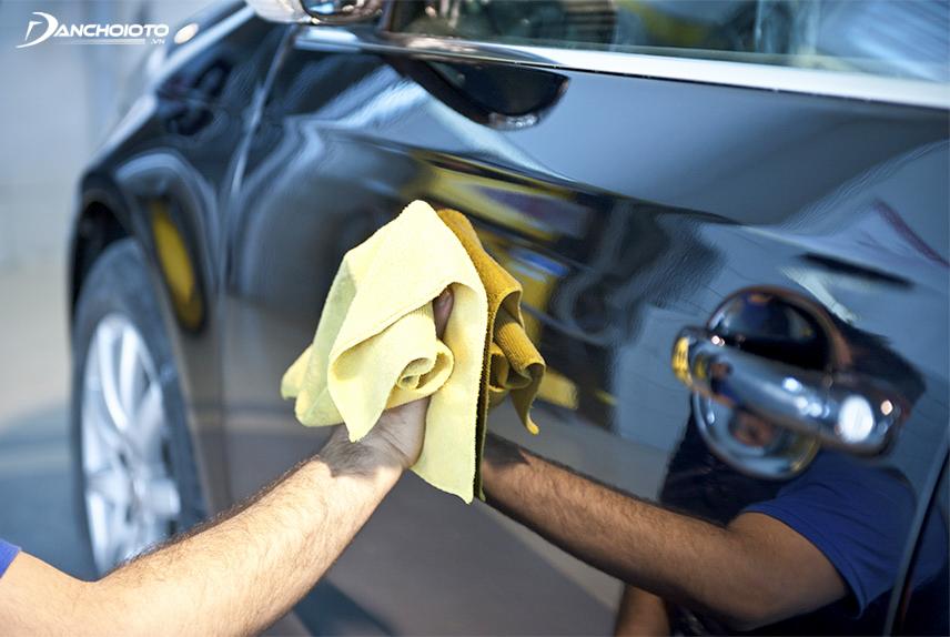 Tìm hiểu những kinh nghiệm chăm sóc ngoại thất xe để giúp chiếc xe vận hành tốt nhất
