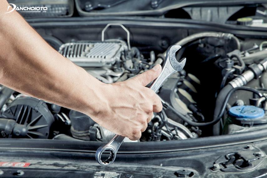 Bảo dưỡng động cơ xe thường xuyên với ô tô mới
