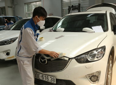 bảo dưỡng Mazda