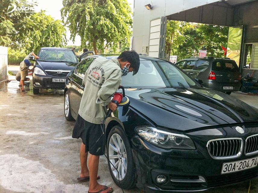 Bảo dưỡng xe ô tô thường xuyên để bảo vệ xe toàn diện