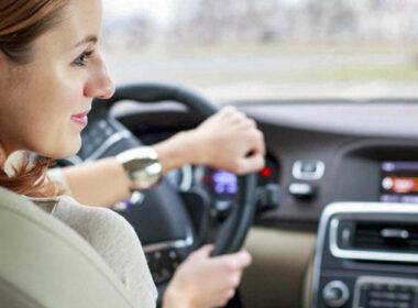 Bí quyết khắc phục điểm yếu phụ nữ khi lái xe ô tô