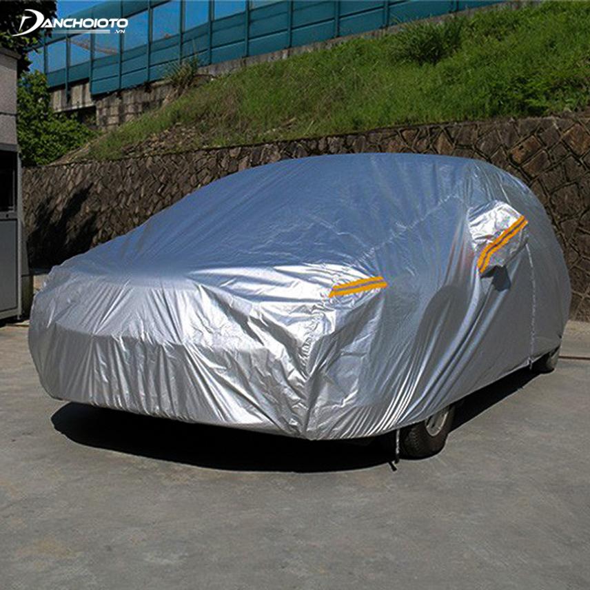Che chắn, bảo vệ xe khi đỗ dưới trời nắng