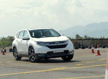 Đánh giá Honda CR-V 2018