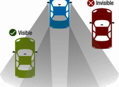 Điểm mù ô tô và những hiểm hoạ không thể lường trước