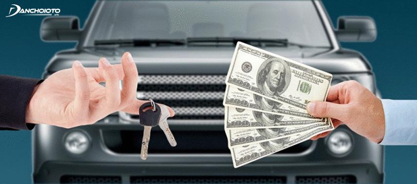 Định giá xe ô tô cũ chính xác