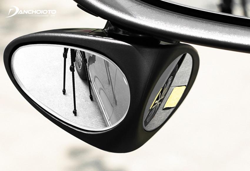 Gương xóa điểm mù ô tô dạng cầu 2 góc