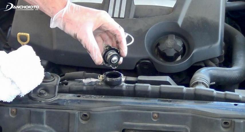 Hệ thống làm mát là một trong những hệ thống quan trọng trên xe ô tô