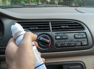 Hướng dẫn tự vệ sinh máy lạnh xe ô tô nhanh và hiệu quả