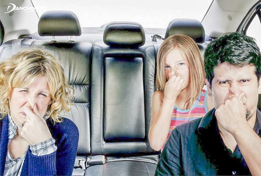 Khi xe bạn có mùi khó chịu có thể đó là dấu hiệu hỏng hóc