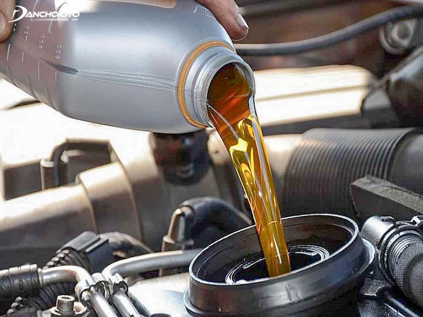 Nên thay dầu thường xuyên hơn