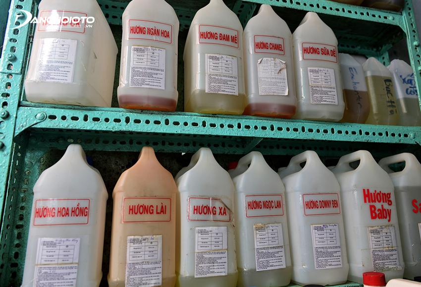 Sử dụng tinh dầu giả trong thời gian dài sẽ ảnh hưởng đến sức khoẻ