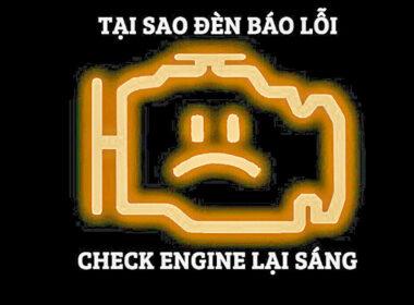 """Taplo ô tô hiện đèn """"check engine"""", nên làm gì?"""