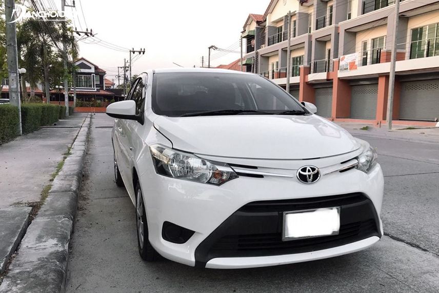 Toyota Vios đời 2014