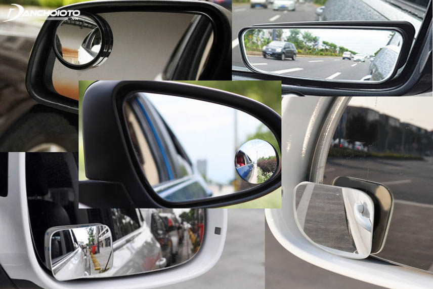 There are many different types of automobile convex mirrors