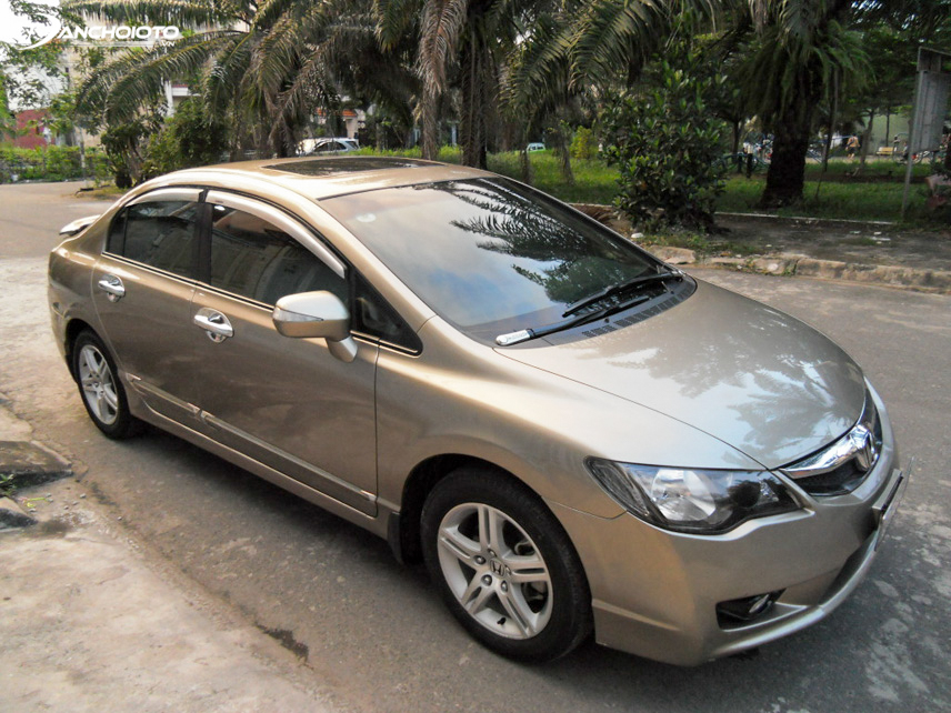 Honda Civic được đánh giá cao so với các xe khác cùng phân khúc