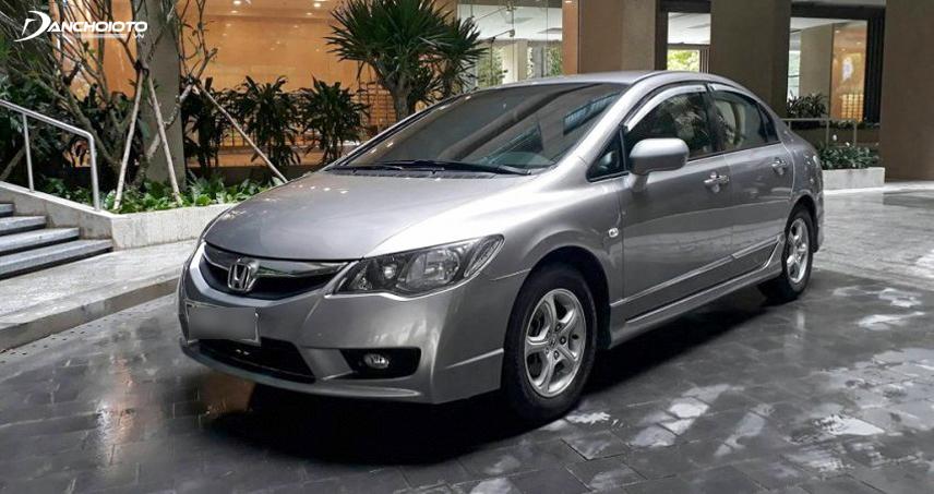 Mua Honda Civic cũ dưới 500 triệu là sự lựa chọn xứng đáng