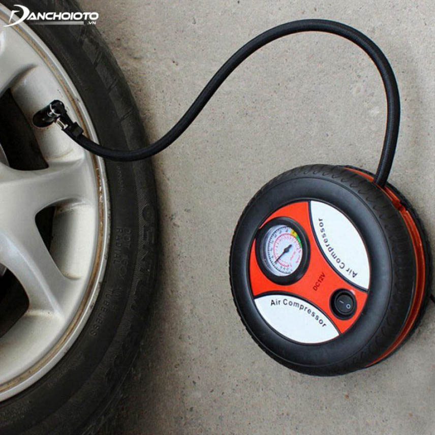 Choosing baby pumps for big tires is a common mistake of buyers