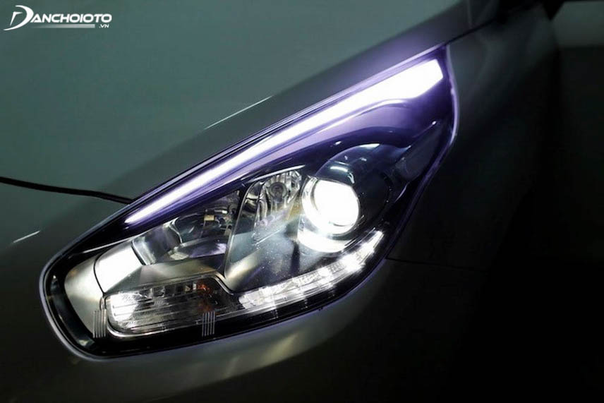 HID lamps are affordable but still good lighting efficiency
