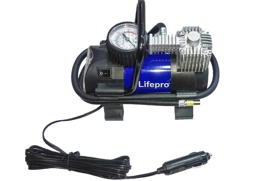 Máy bơm lốp ô tô Lifepro L601-HE