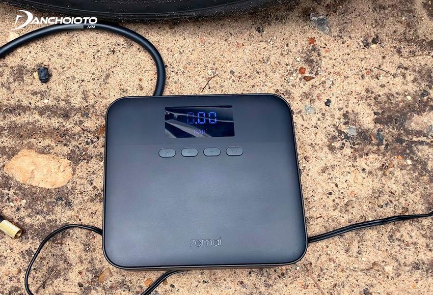 Máy bơm lốp ô tô Xiaomi 70mai Midrive TP03