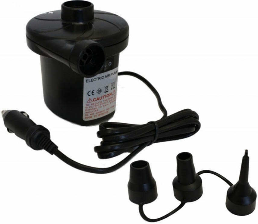 The pump set of good product is black and has clear origin