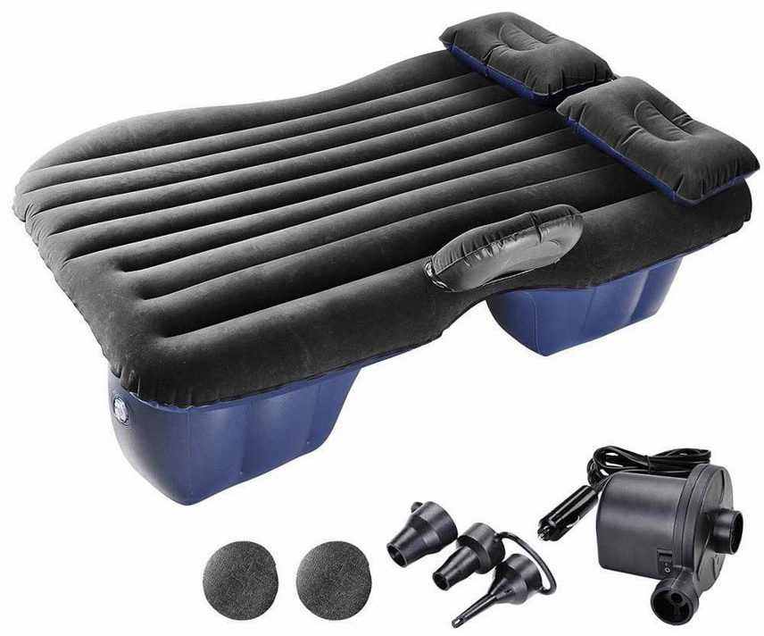 A set of automotive air cushion products