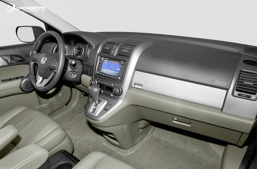 Bảng điều khiển xe CR-V