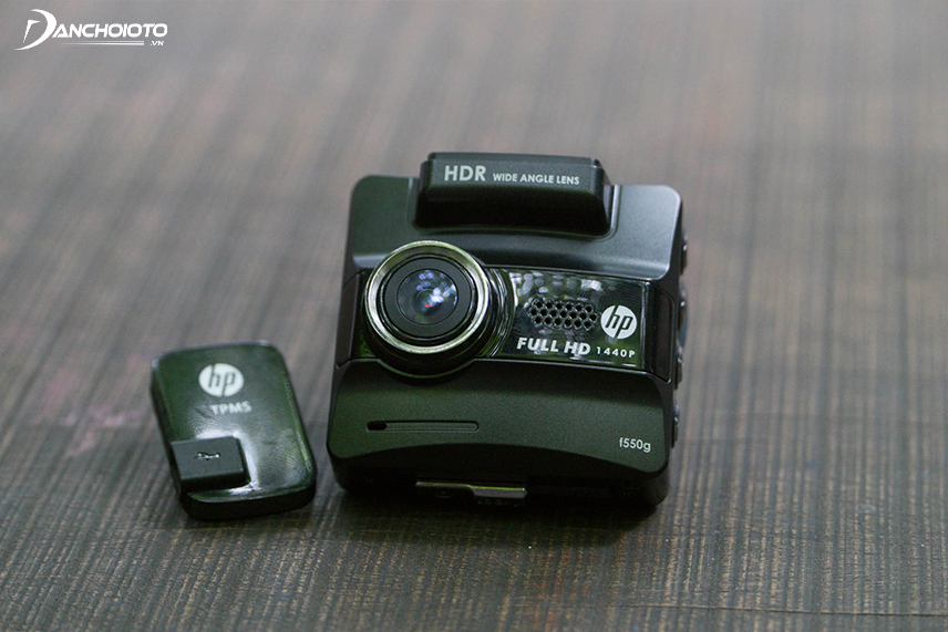 HP dashcam does not support Vietnamese language