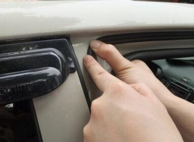 Gioăng cao su cửa ô tô