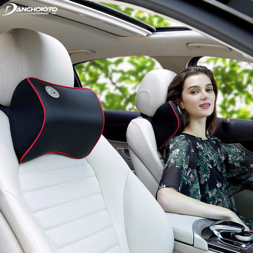 Choosing car headrest should pay attention to the design to support the support of the head and neck