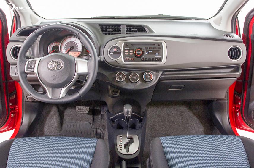 Tông màu cam năng động, cá tính trong nội thất xe