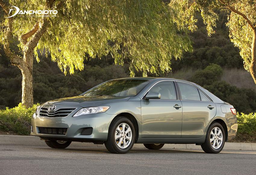 Trải qua 8 thế hệ, chất lượng và sự bền bỉ của Toyota Camry là điều đã được khẳng định