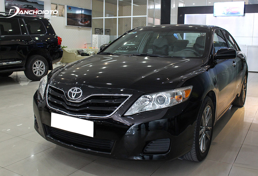 Xe Toyota Camry 2.5LE 2010
