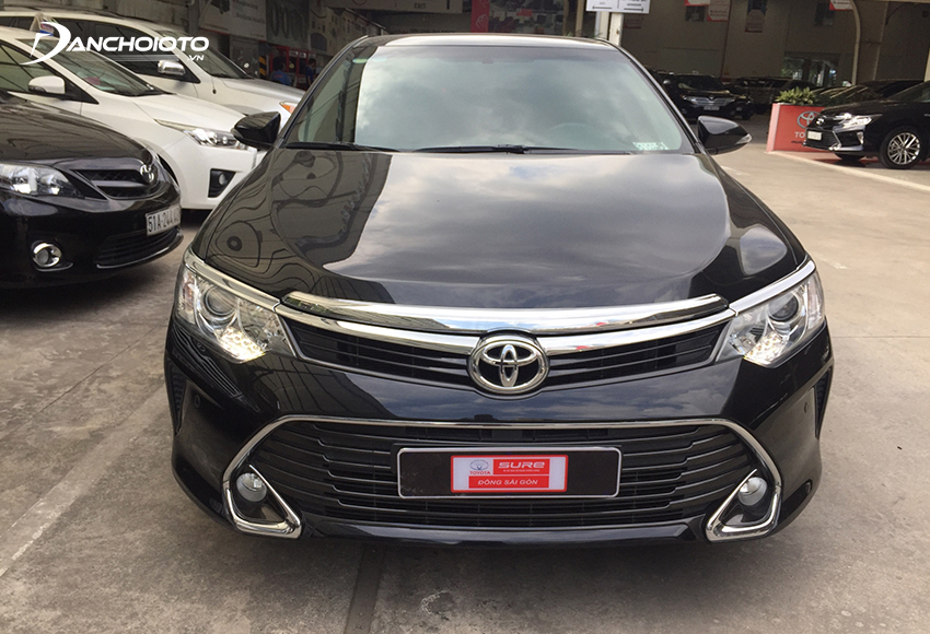 Xe Toyota Camry 2018