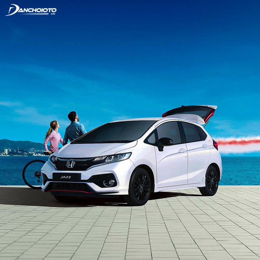Đầu xe Honda Jazz 2018