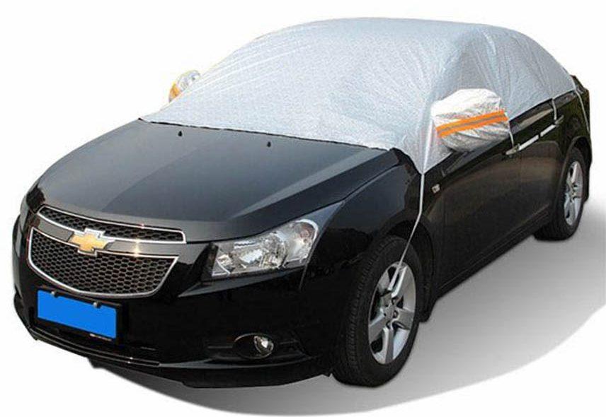 Bạt phủ nửa trên của thân xe