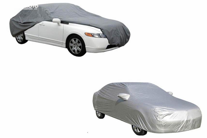Need to distinguish between car tarpaulin and car heat resistant tarpaulin