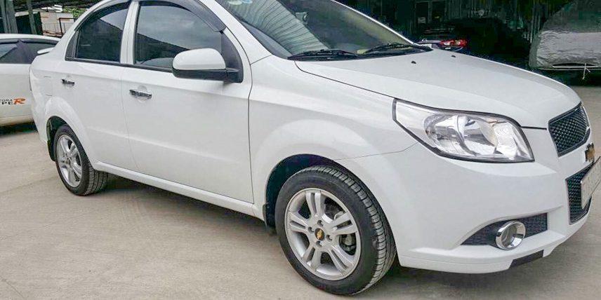 Đánh giá có nên mua Chevrolet Aveo cũ không?
