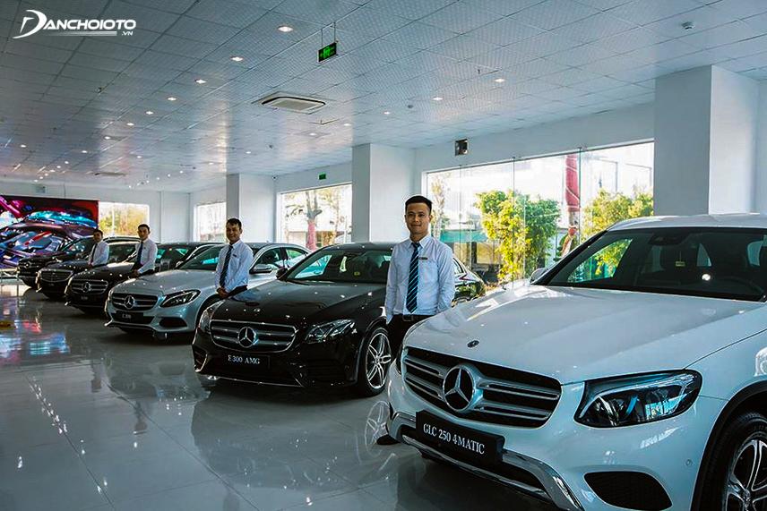 Đầu năm là thời điểm cho ra đời các mẫu xe mới và giá cả cũng từ đó tăng theo