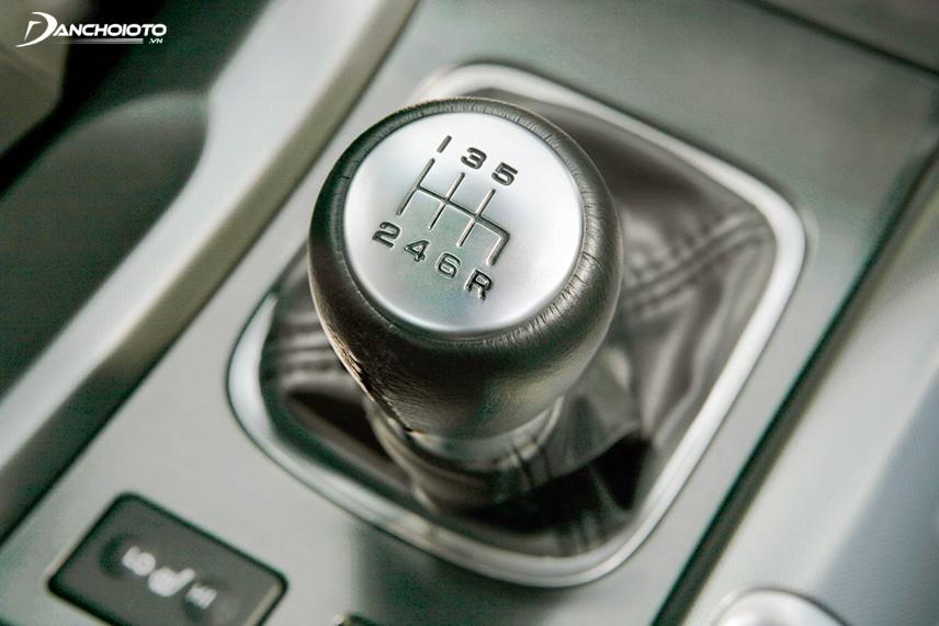 Đi số 2, số 3 để kiểm tra độ mạnh yếu của xe