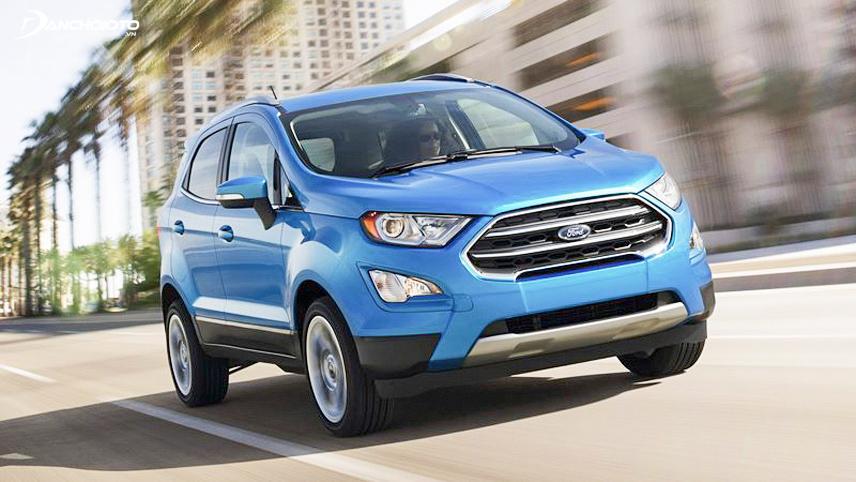 Ford Ecosport 1.0L Titanium 2018