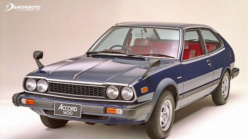 Honda Accord thế hệ đầu tiên