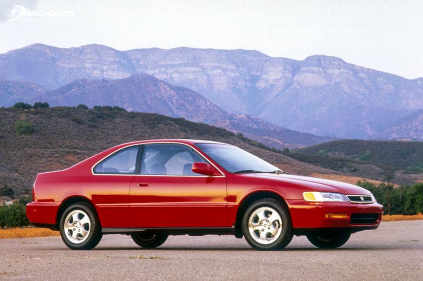 Honda Accord thế hệ xe thứ 5