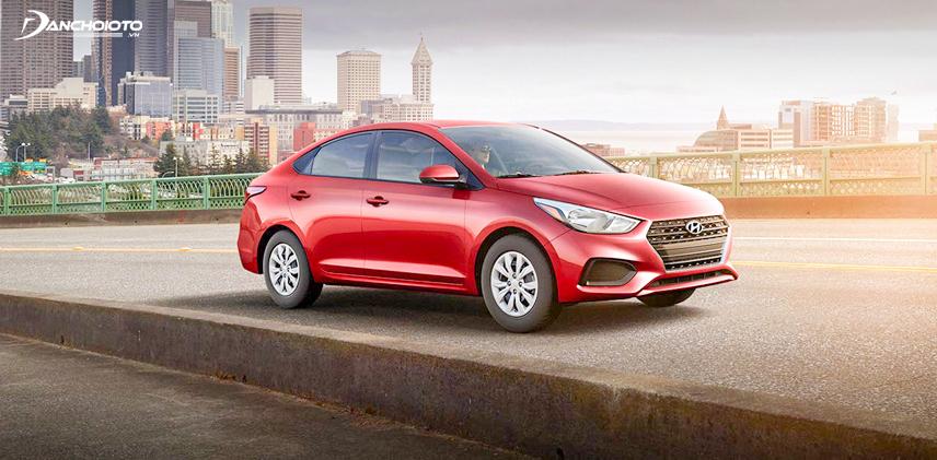 Hyundai Accent 2018 là một lựa chọn đáng giá trong phân khúc sedan hạng B