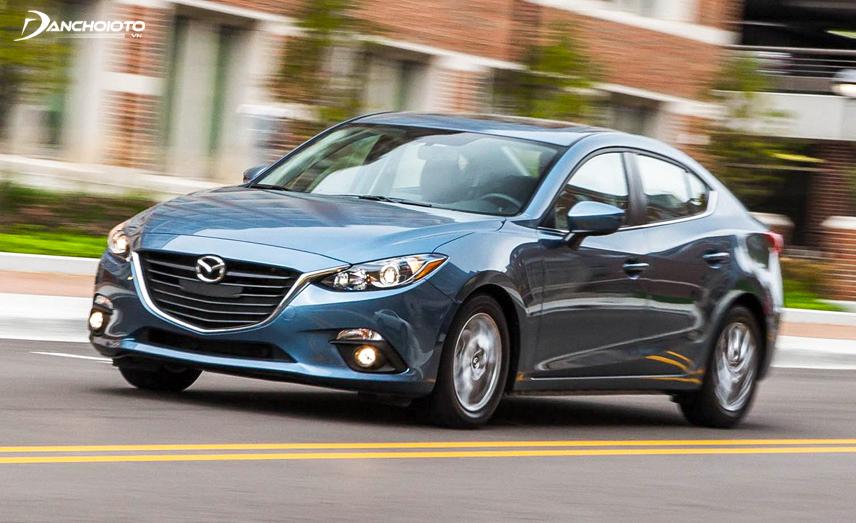 Mazda 3 2018 có hai biến thể động cơ SkyActiv