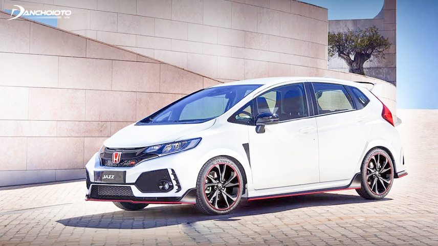 Ngoại thất của Honda Jazz 2019